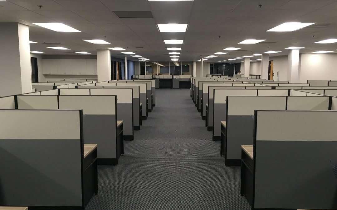 Friant Novo 6×6 Workstations – Santa Ana, CA