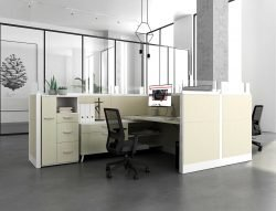 Cubicles at Total Office Designs